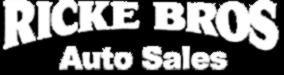 Ricke Bros Auto Sales