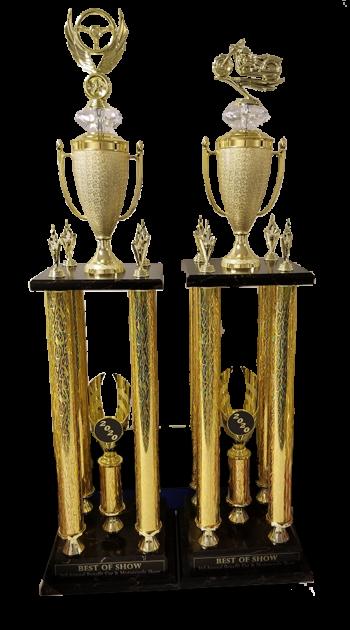 Best of Show Trophies